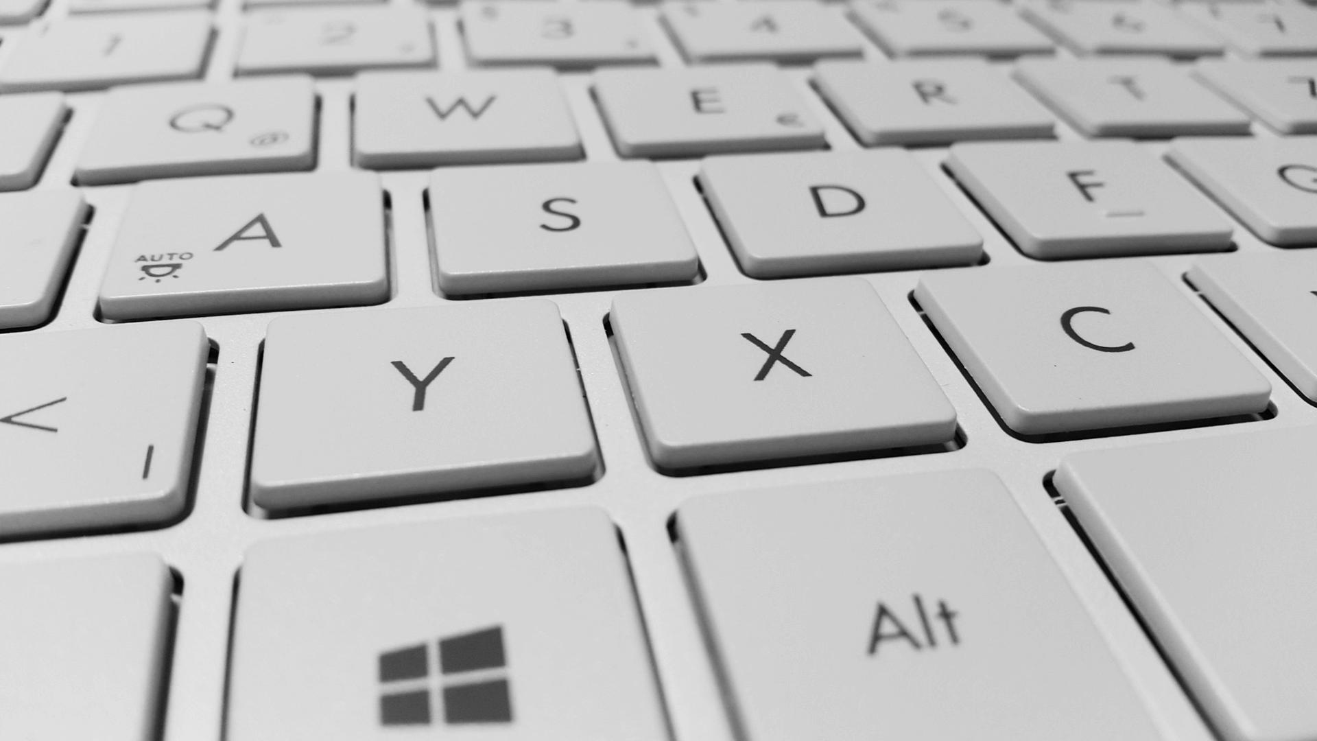 Warum gibt es keine Universaltastatur? AZERTY, QWERTY