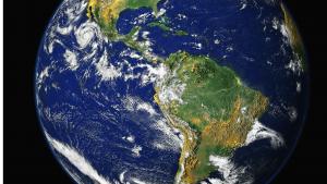 Die Bewegung der Erde im Weltraum