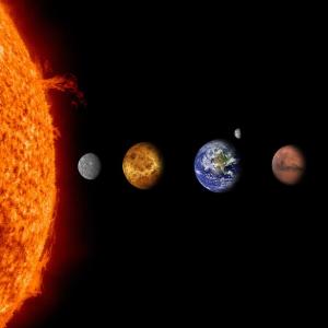 Die Information über Sonnensystem