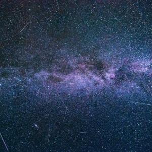 Die Information über Sternschnuppe