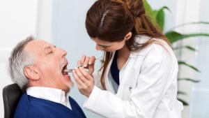 Mundhöhlenkrebs Beschreibung und Definition
