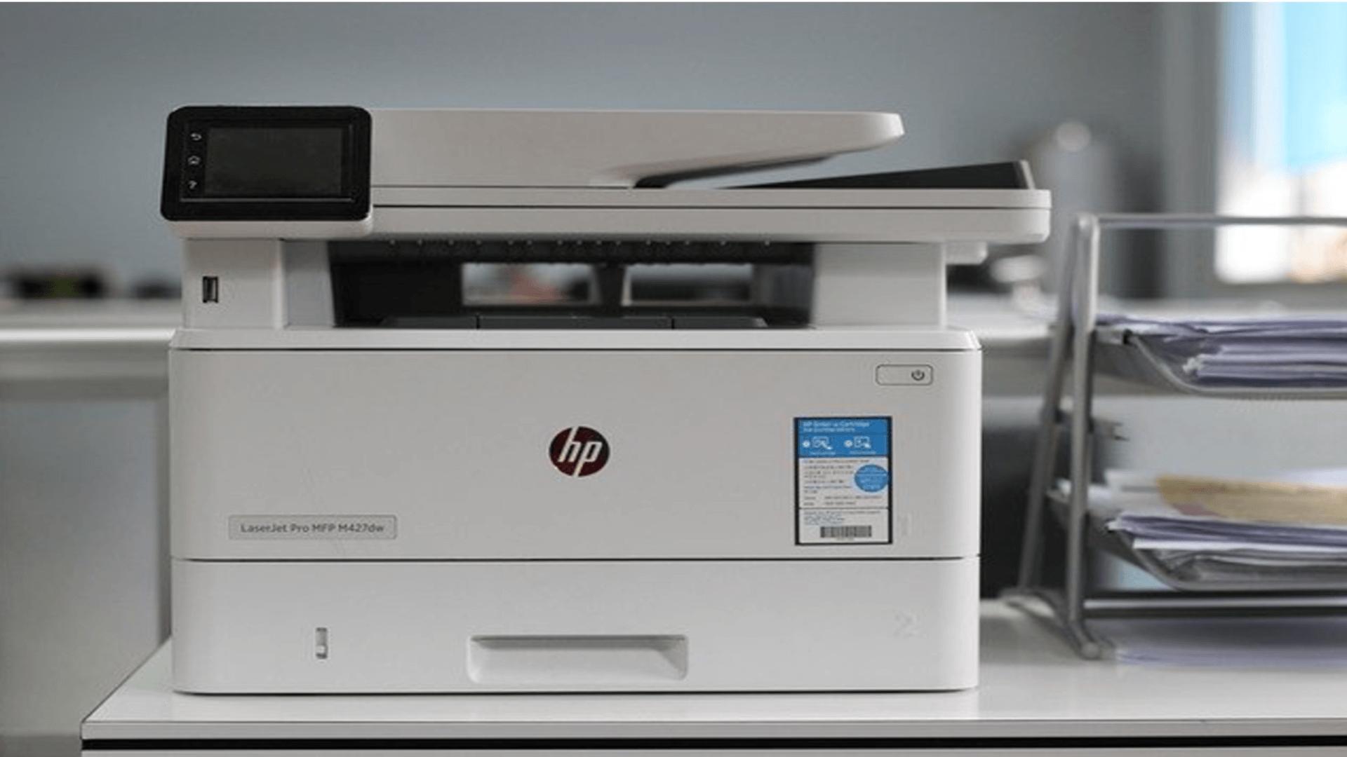 Wie kann ich ein Dokument mit einem Drucker scannen?