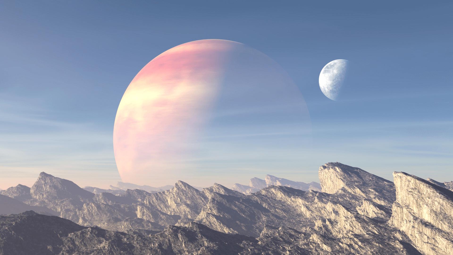 Was sind die Unterschiede zwischen Gesteins- und Gasplaneten?