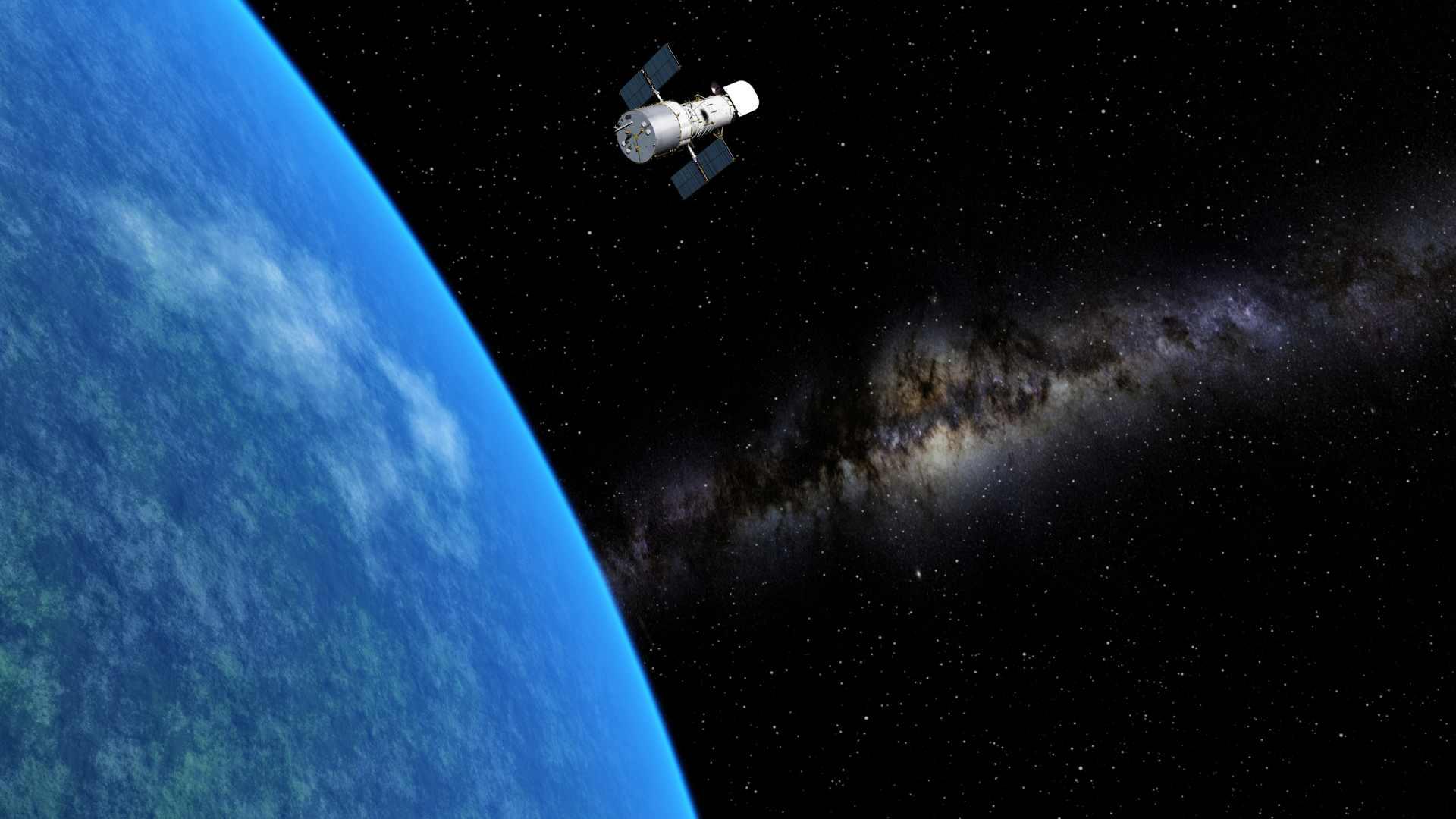 Das Hubble-Teleskop findet mehr als 20 schwarze Löcher