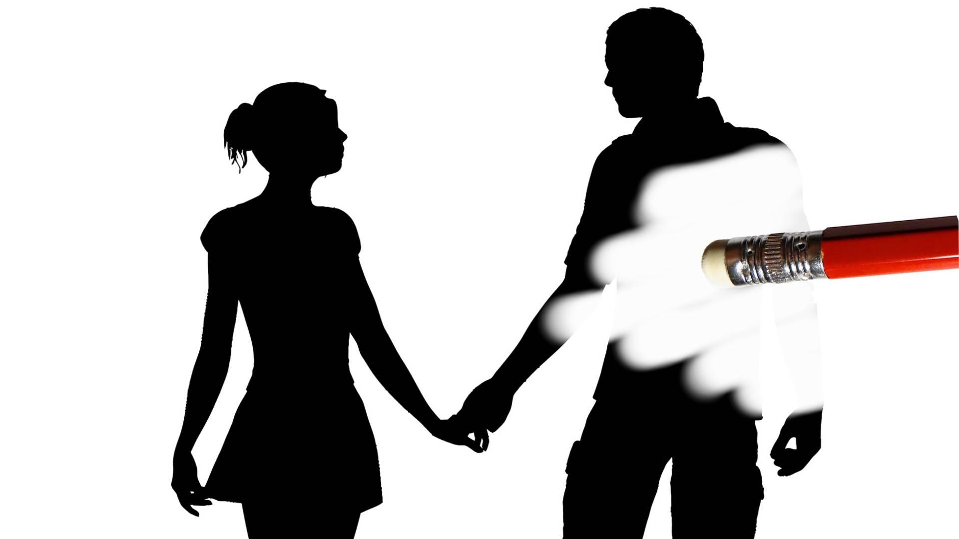 Alles über künftige Trennung