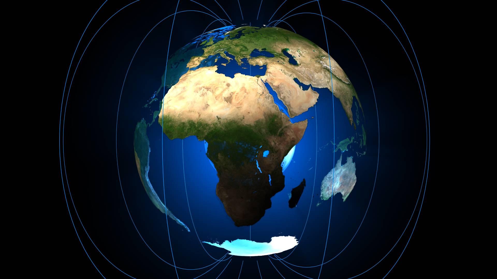 Warum polt sich das Erdmagnetfeld um
