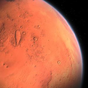 mars rot 300x300 - Warum ist der Mars rot?