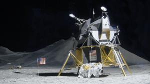 Mensch auf dem Mond - der Beweis