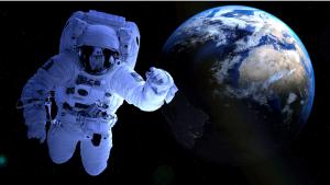 Warum gibt es im Weltraum keinen Schall