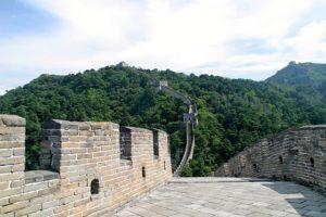 chinesische mauer vom weltraum 300x200 - Wie entstand die Chinesische Mauer?