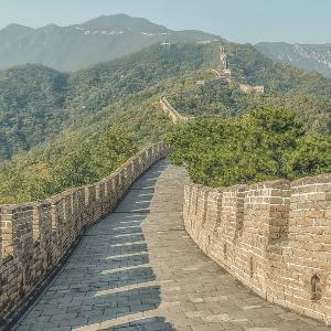 Wie lange hat der Bau der Chinesischen Mauer gedauert?