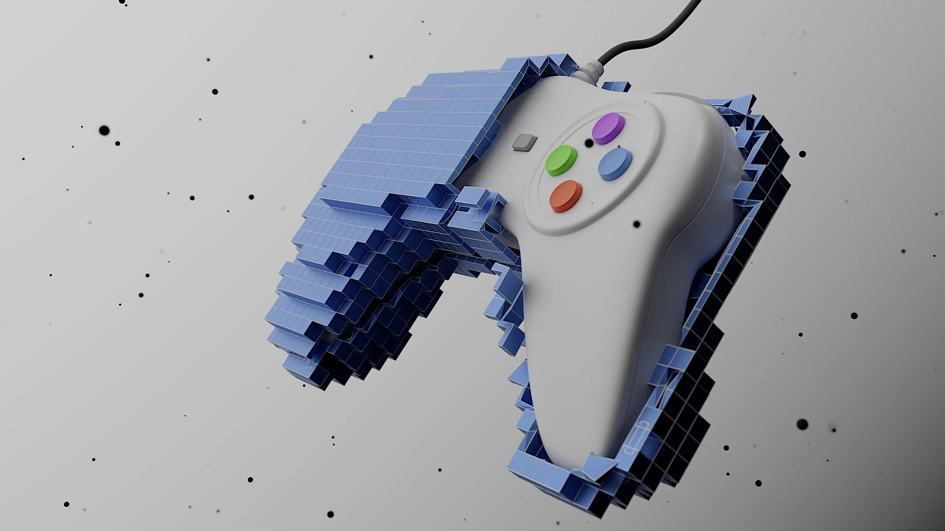 Eine neue Technik zum verankern alter Videospiele