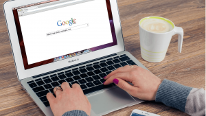 Sucheinstellungen: Aktivieren von Google SafeSearch