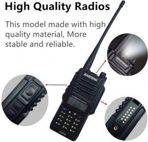 auswertung walkie talkie test 300x288 - Die besten Walkie Talkies 2021 - Walkie Talkie Test & Vergleich