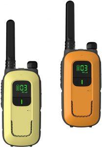 auswertungen walkie talkie 209x300 - Die besten Walkie Talkies 2021 - Walkie Talkie Test & Vergleich