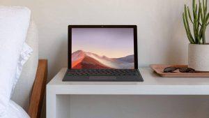 Der beste Notebook Surface Pro 7 PUV-00018 von Microsoft im Test und Vergleich