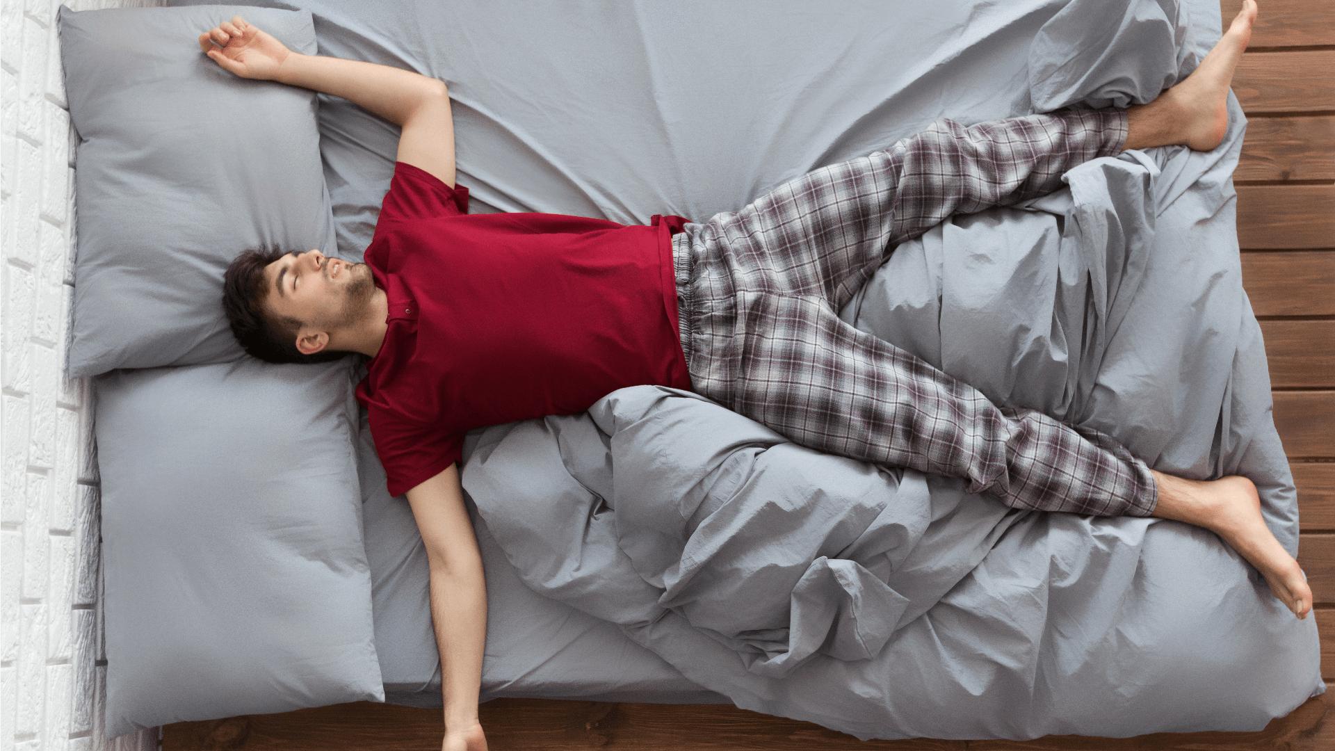 Was ist eigentlich die beste Schlafposition?