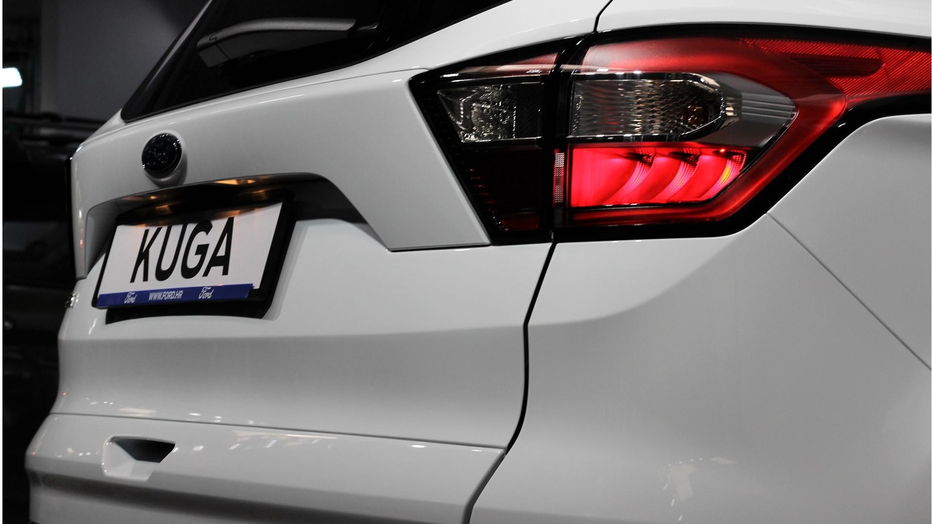 Ford Kuga Plug-in-Hybrid: Diese Reichweite wird Sie überraschen