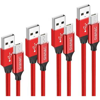 gianac original micro usb kabel test - Die besten Micro USB Kabel 2021 - Micro USB Kabel Test & Vergleich