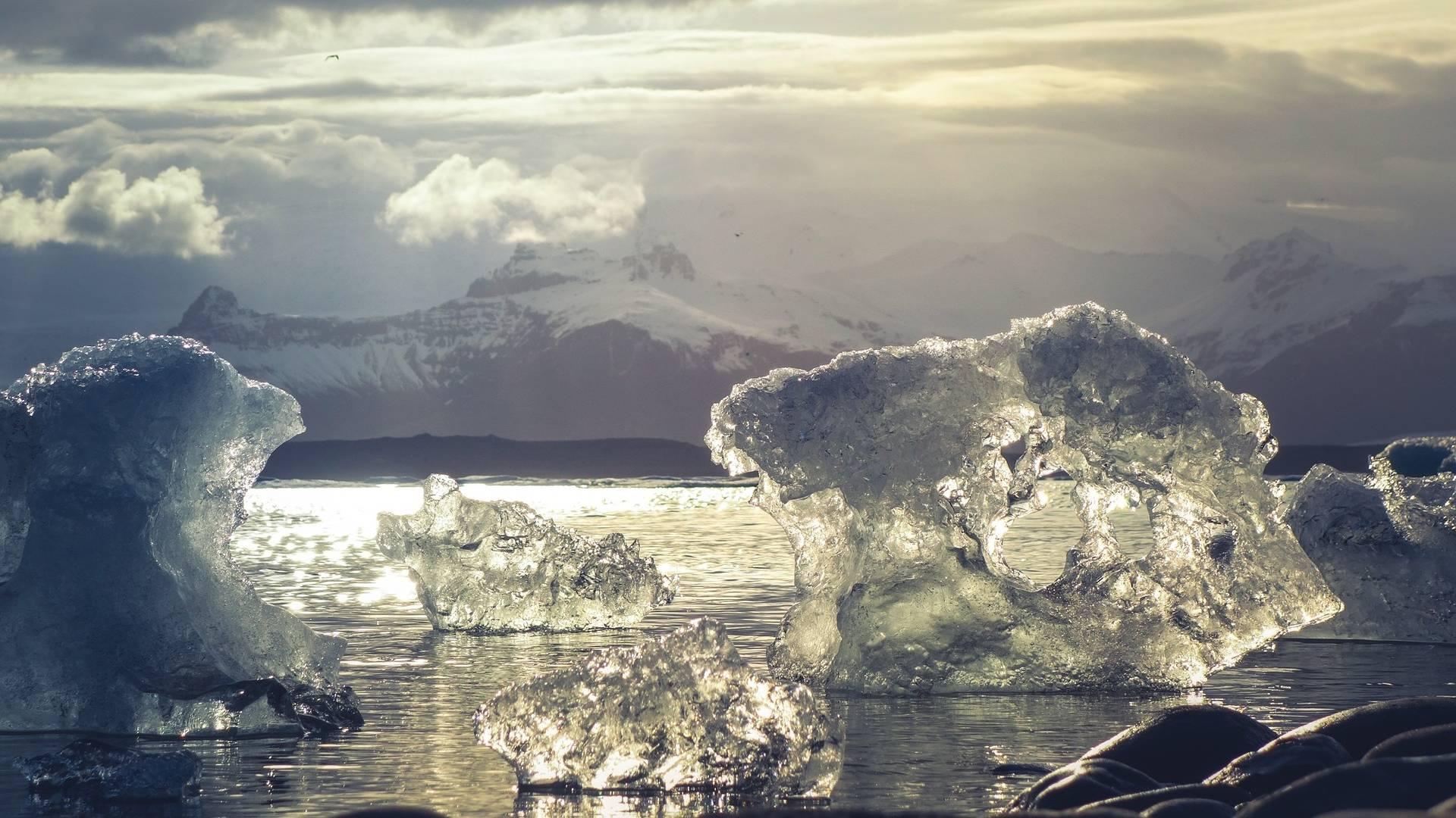 Globale Erwärmung Die Arktis könnte bereits umgekippt sein