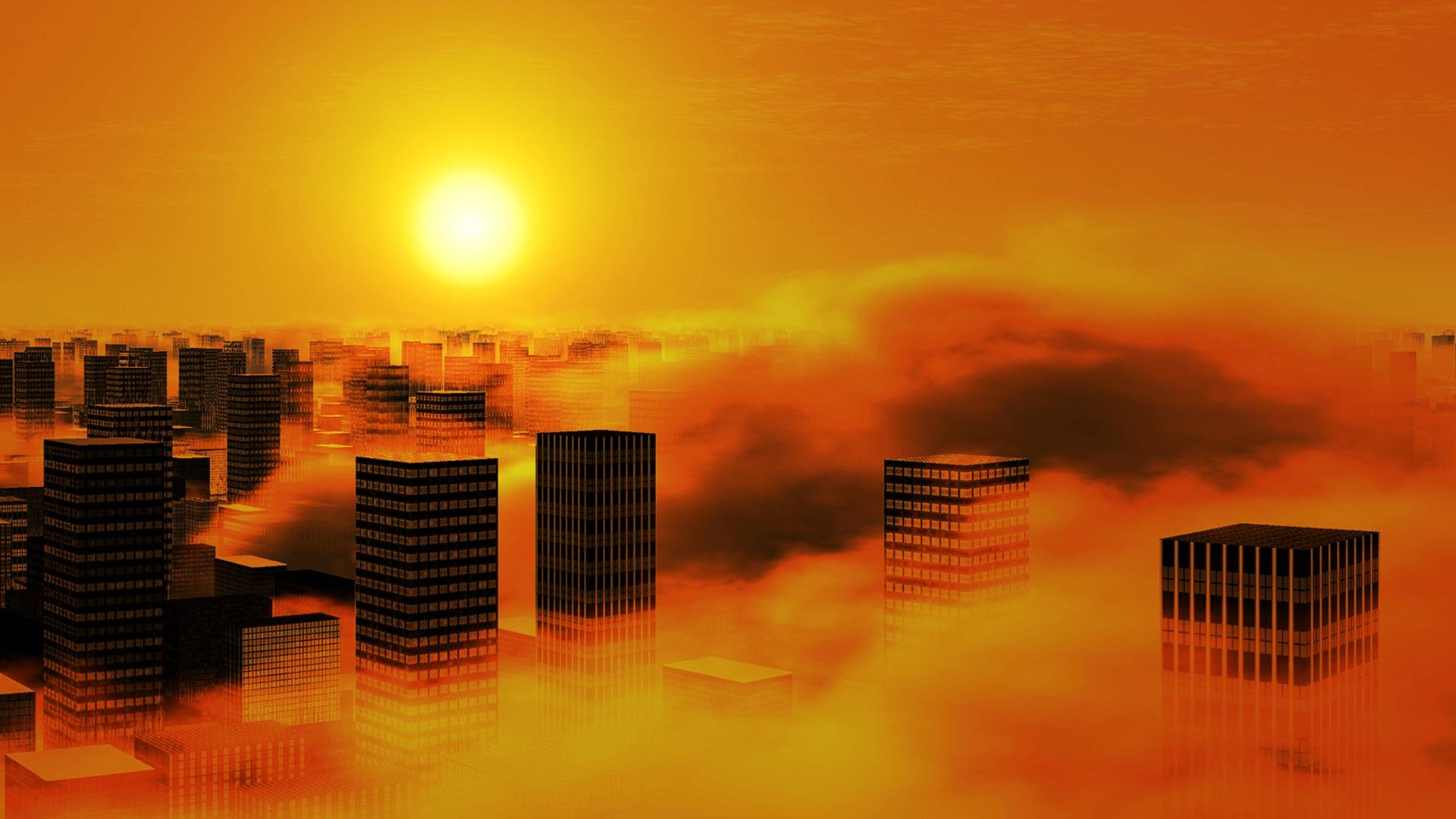 Die globale Erwärmung vervielfacht Godzilla-ähnlichen Sandstürme
