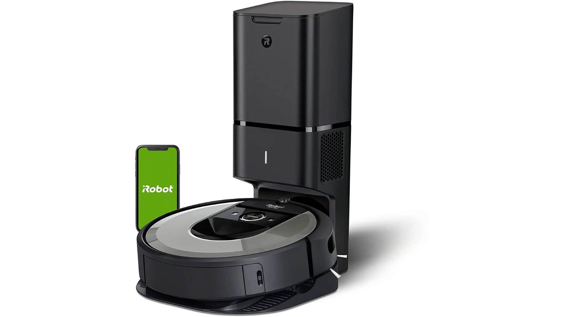Der iRobot Roomba i7556 Saugroboter im Test und Vergleich