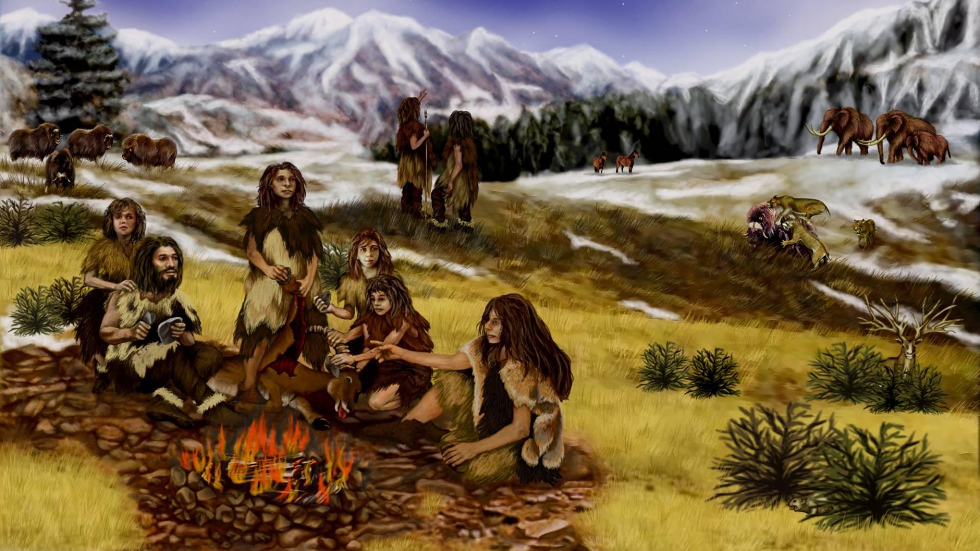 Der Neandertaler ist nicht des Menschen nächster Verwandter
