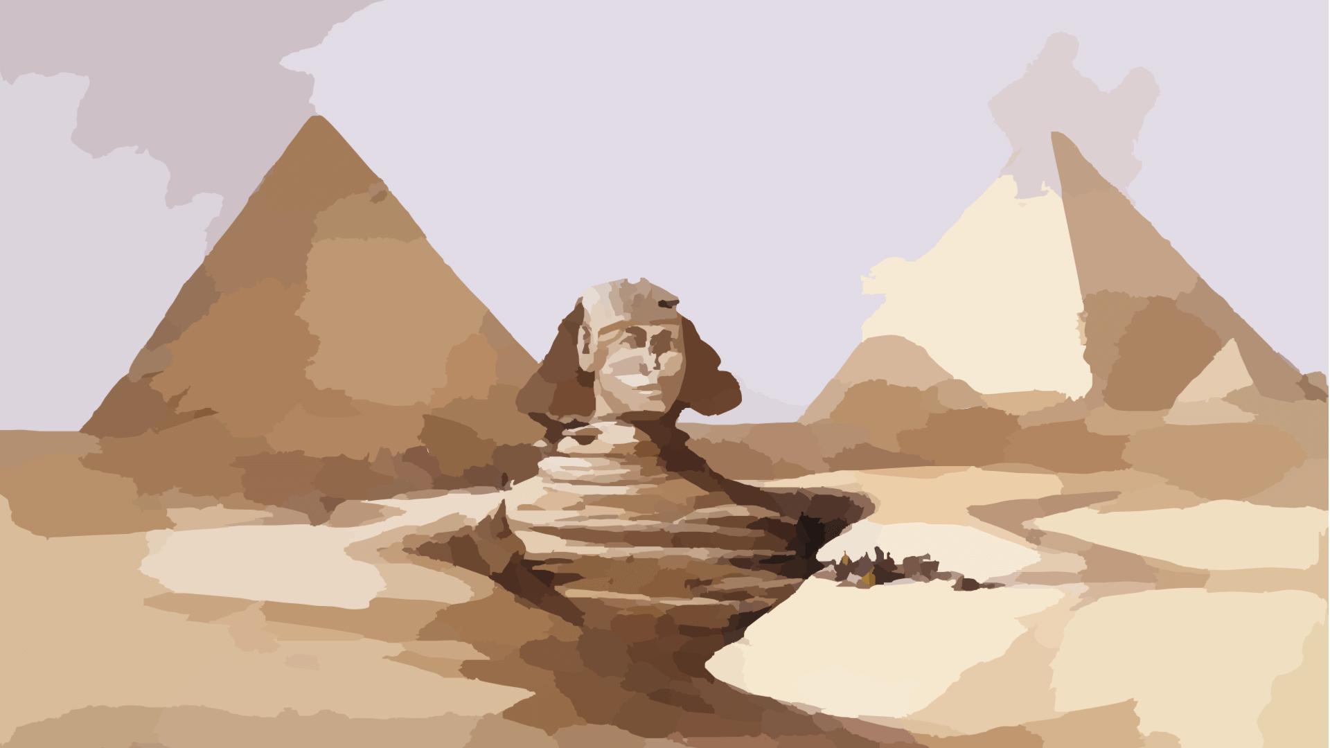 Warum wurden die Pyramiden in Ägypten gebaut?