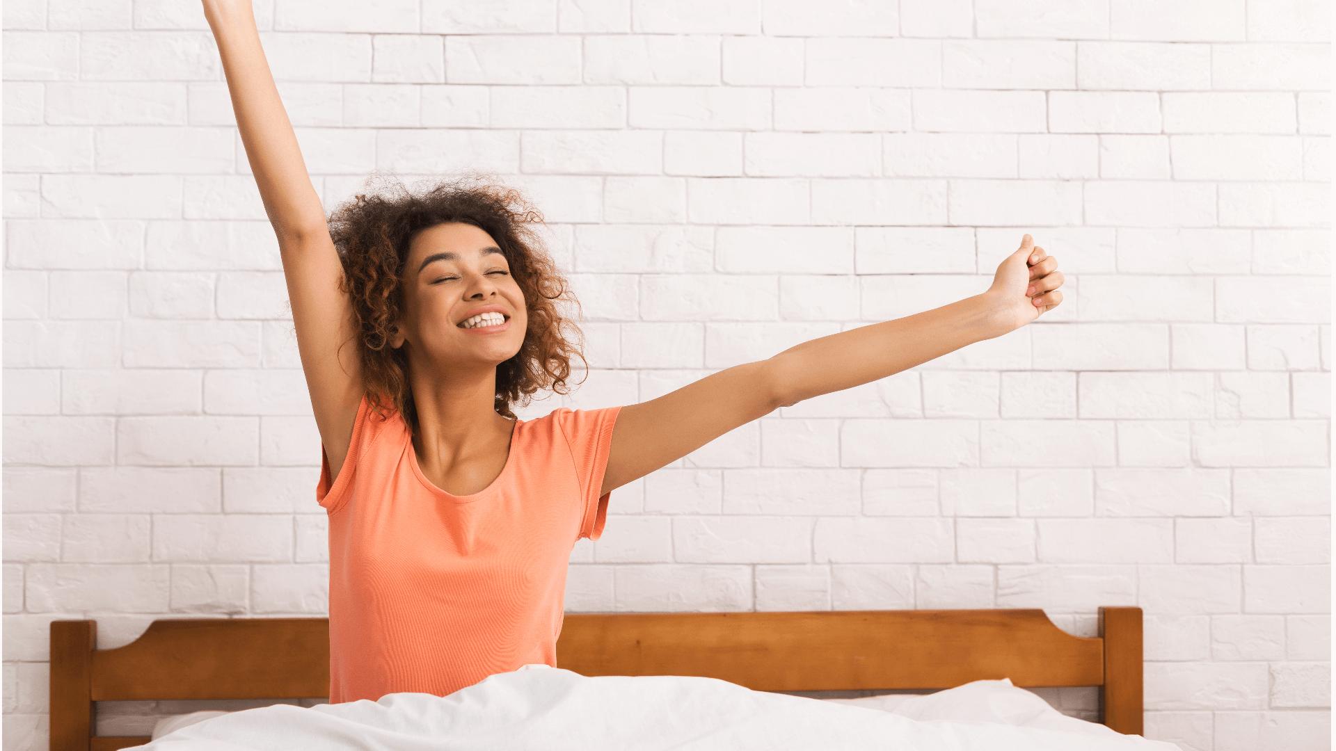 Was sind die 10 besten Tipps um besser schlafen zu können?