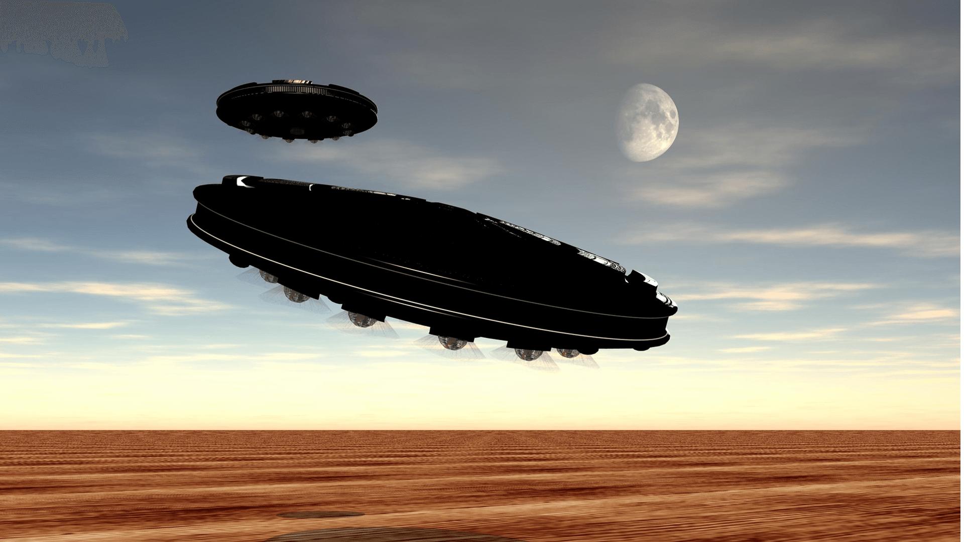 Geheime Dokumente von Ufo-s
