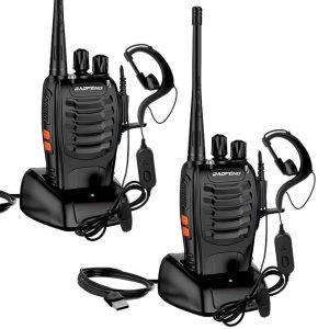 vorteile walkie talkies 290x300 - Die besten Walkie Talkies 2021 - Walkie Talkie Test & Vergleich