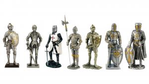 Mittelalter: Woraus bestand eine Ritterrüstung?