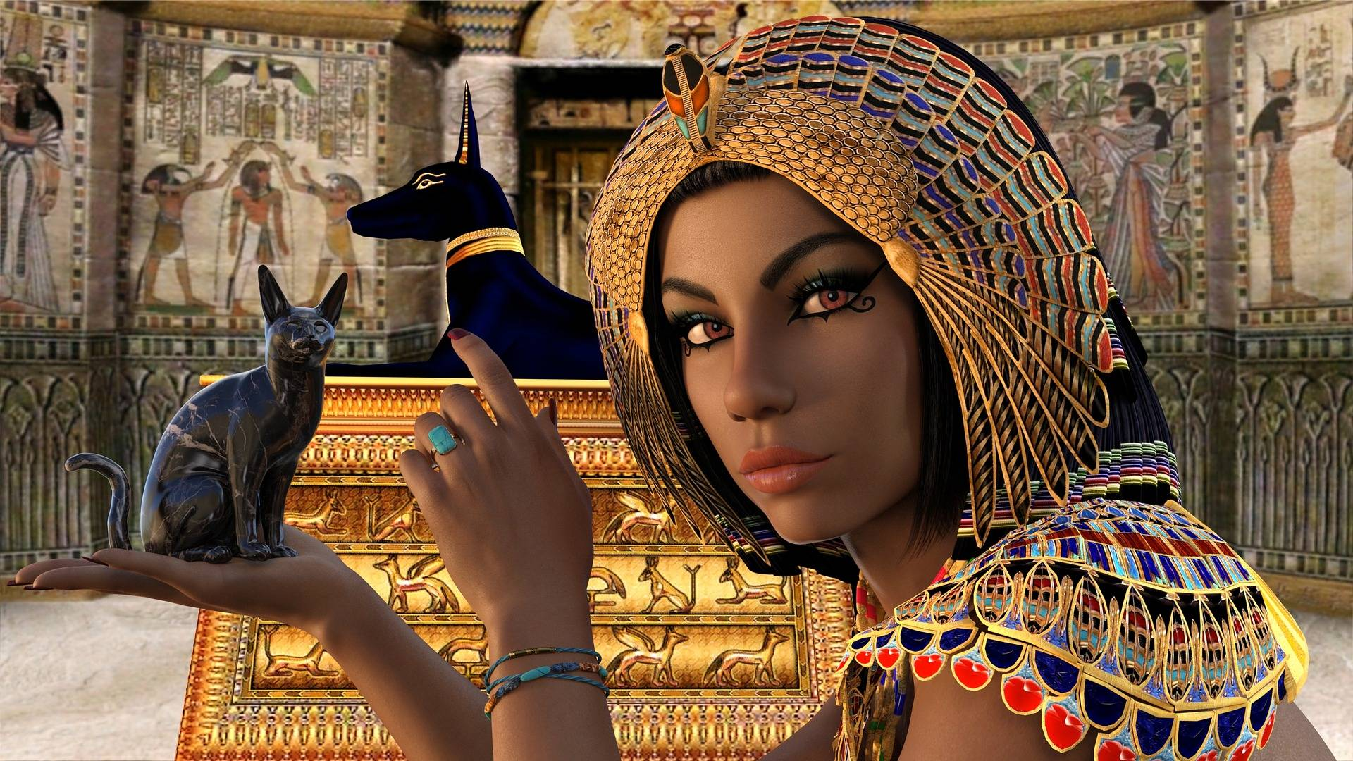 Geschichte von Kleopatra und Marcus Antonius, wie war ihre Beziehung?