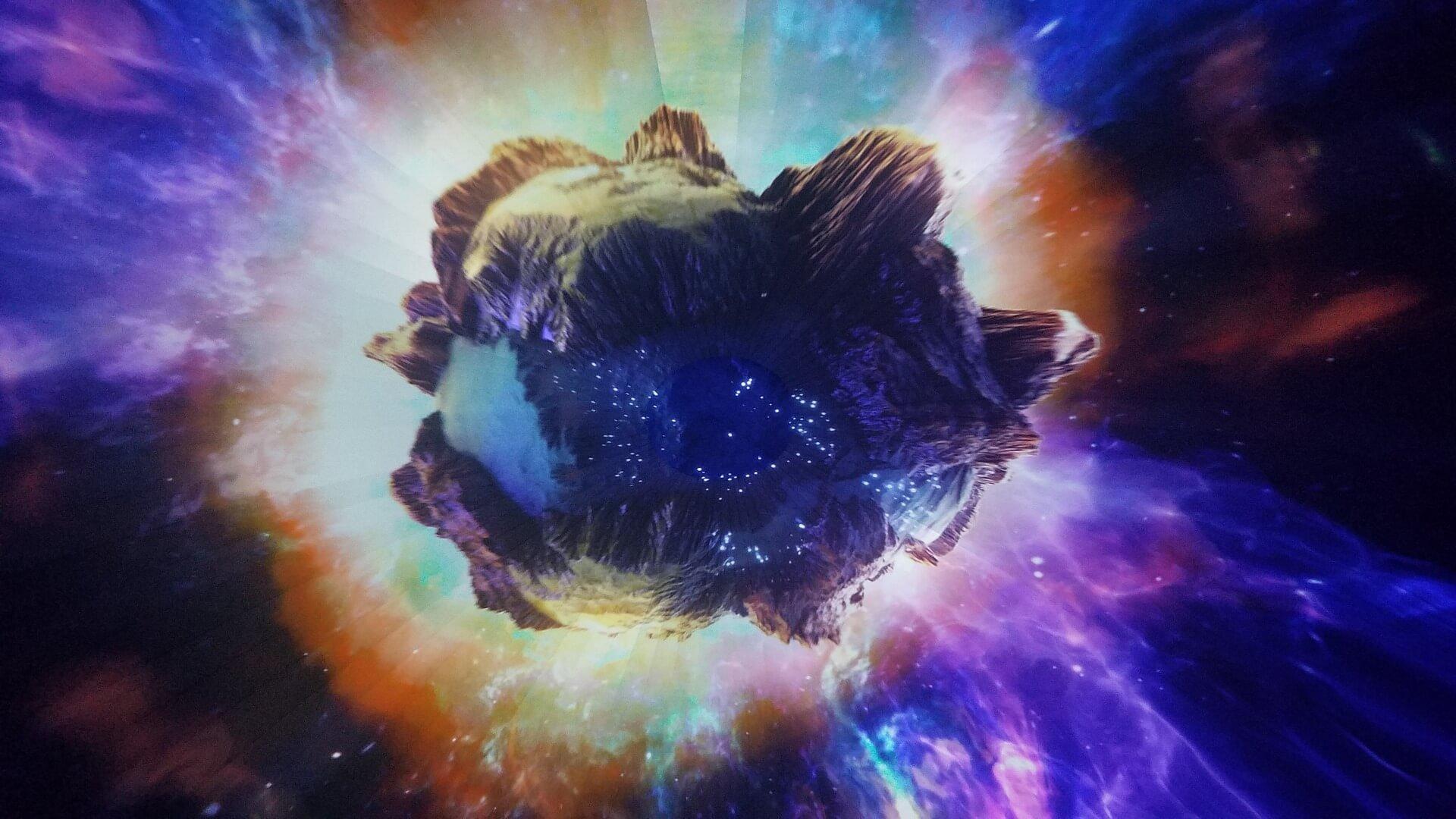 Der größte Komet aller Zeiten ist erwacht