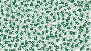 Zeilenumbruch in Excel in einer Zeile erzwingen
