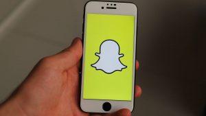Wie schreibt man einen langen Text auf der Snapchat App