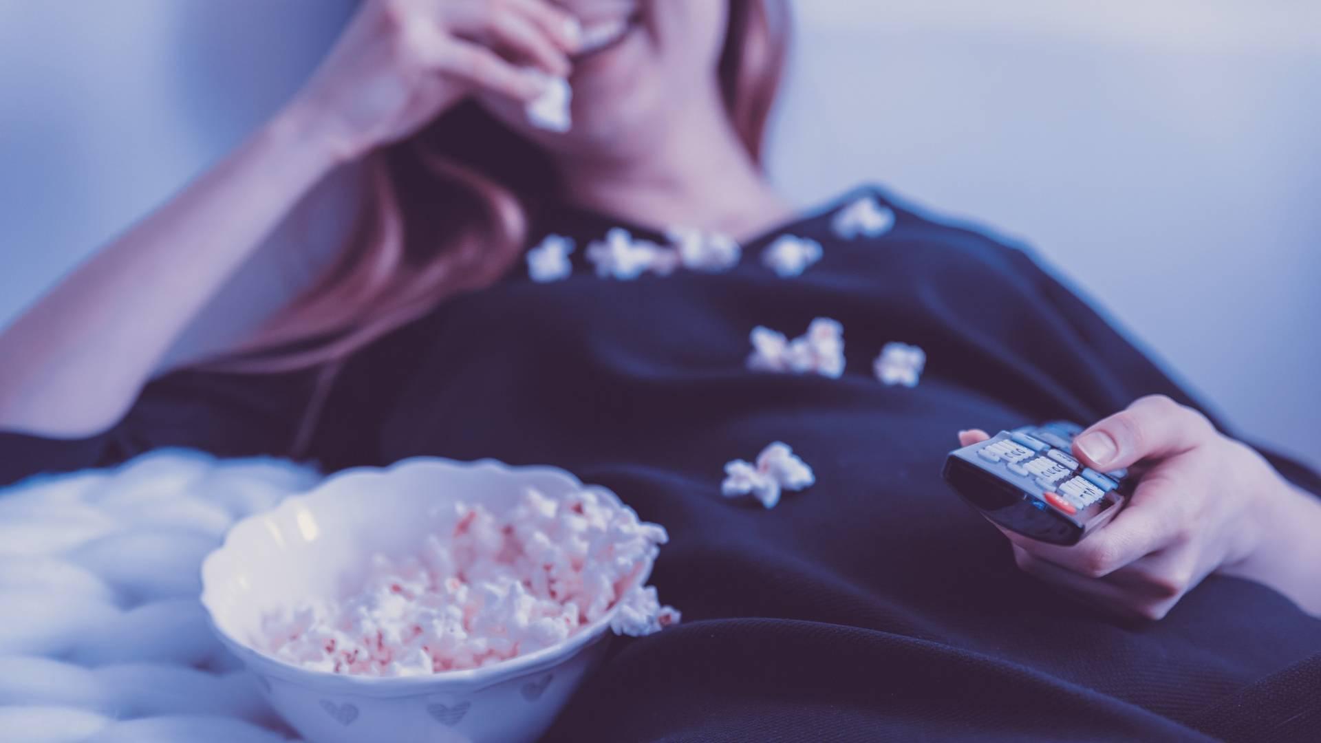 Ein Mehrstündiges Fernsehen erhöht das Risiko einer Schlafapnoe