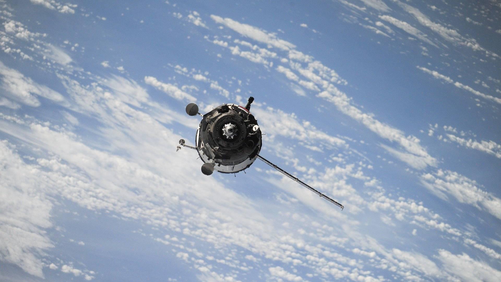 Kosmonauten melden Risse in der Raumstation