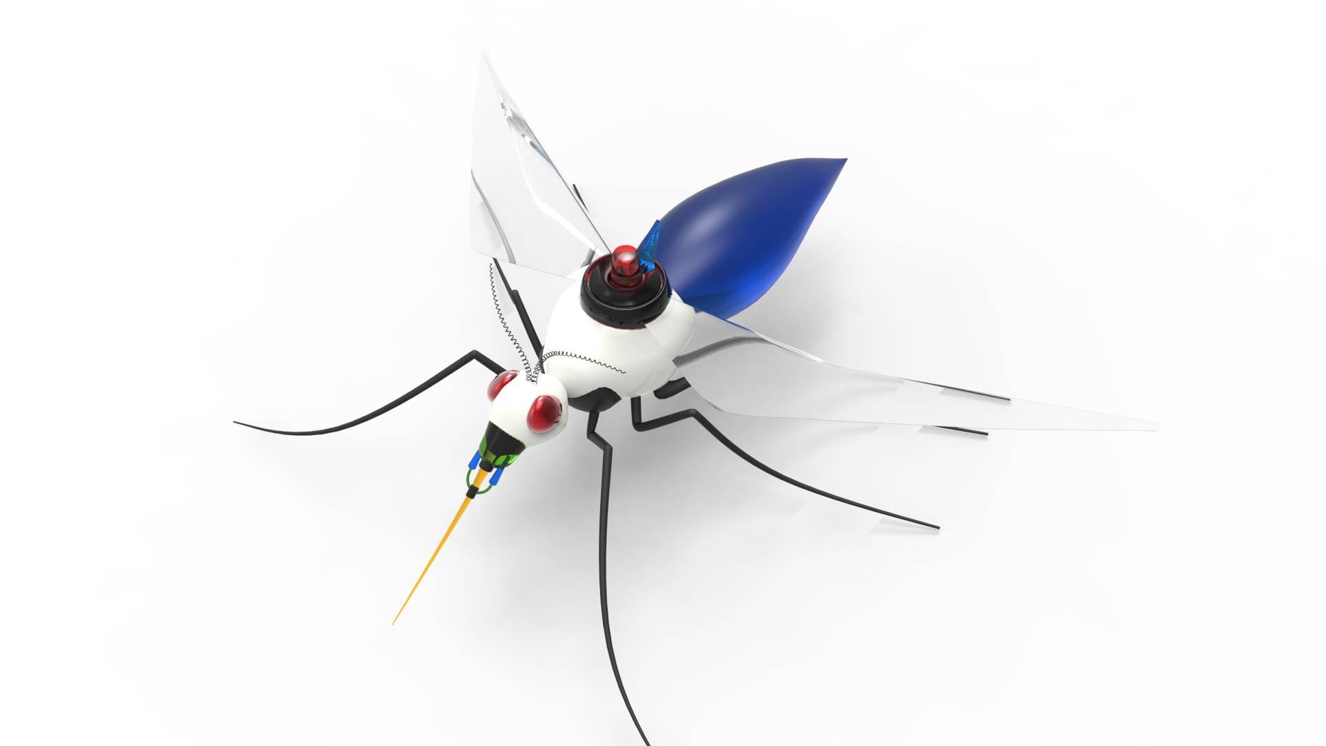 Microflier ist das kleinste Flugobjekt, das je geschaffen wurde!