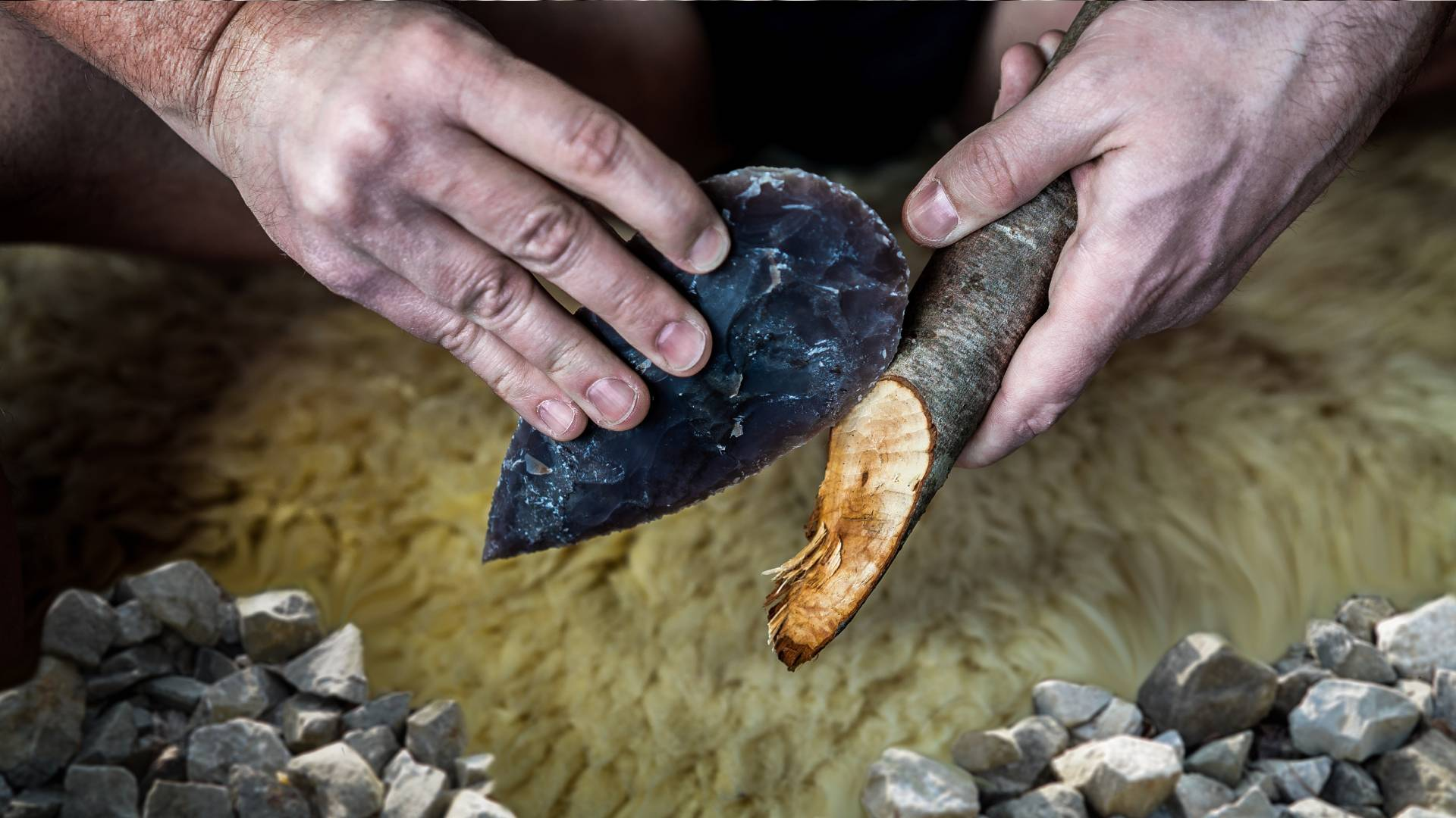 Steinzeitmedizin Was unsere Urväter schon beherrschten und wie es heute gemacht wird