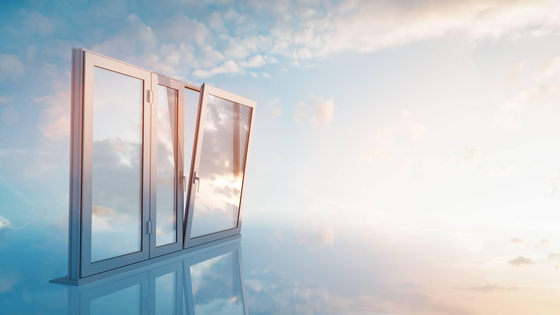 Diese intelligenten Fenster erneuern die Raumluft