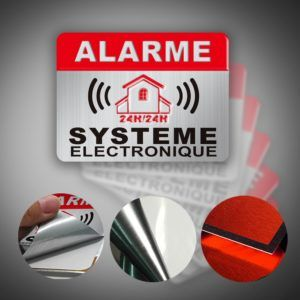 Diferentes criterios para las alarmas de la casa en esta comparación