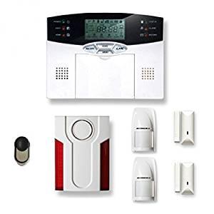 ¿Cómo funciona exactamente una alarma de casa?