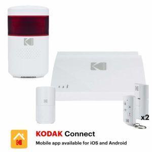 ¿Qué debe saber sobre la alarma KODAK SA101?