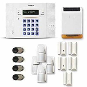 ¿Qué es una alarma doméstica TIKE SECURITE DNB?