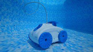 Quels sont les avantages du robot piscine ?