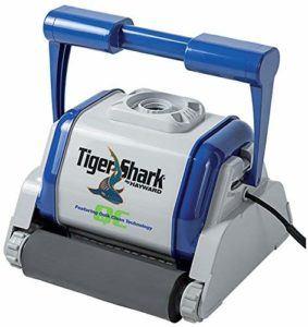 u'est-ce qu'un robot Hayward Tiger Shark QC ?