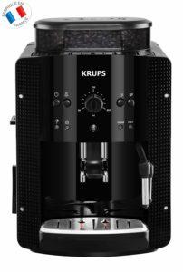 Le diagnostic de la machine à expresso Krups YY8125FD dans un comparatif
