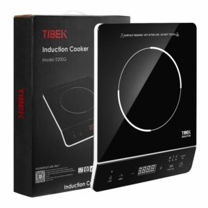 Plaque induction portable 2000W Tibek