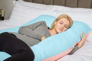 Qu'est-ce qu'un oreiller de grossesse QUEEN ROSE ?